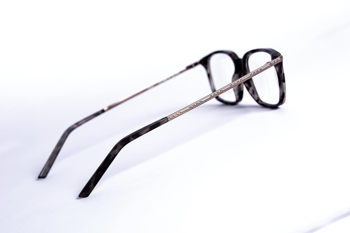 Lunor Brille C3 Bronze Acetat Allergie