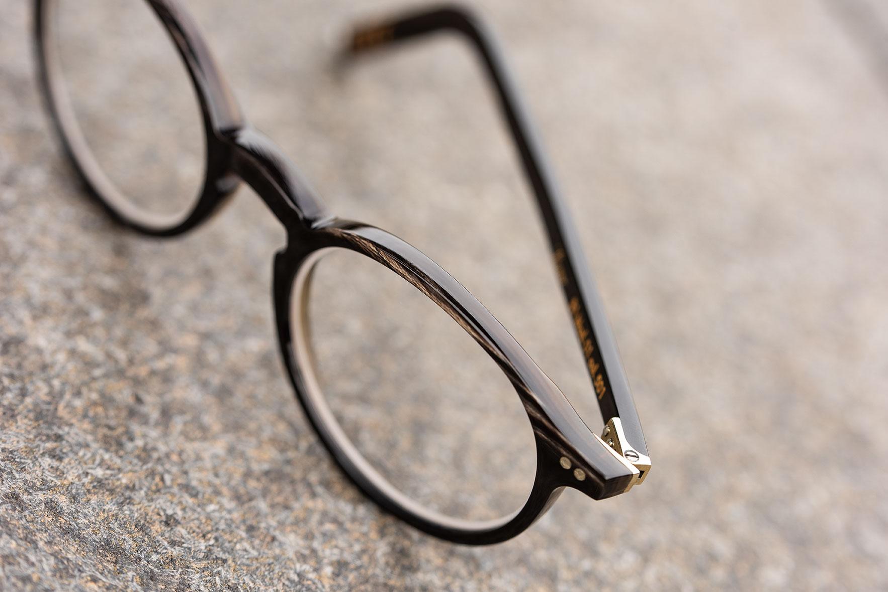 Hornbrille Lunor