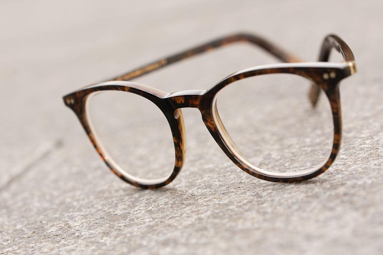 horn glasses Lunor